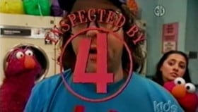 Sesame Street Season 40 :Episode 19  Inspected By 4