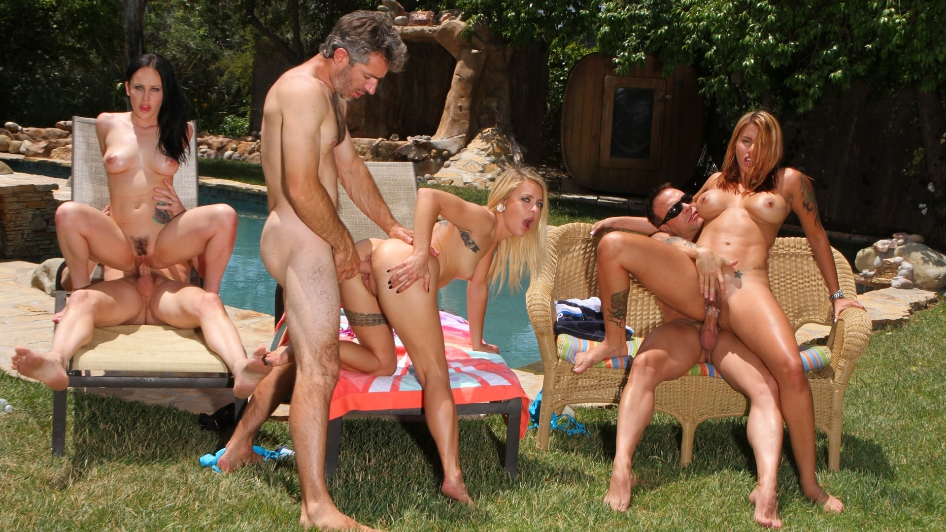 Watch euro swingers public german deutsch