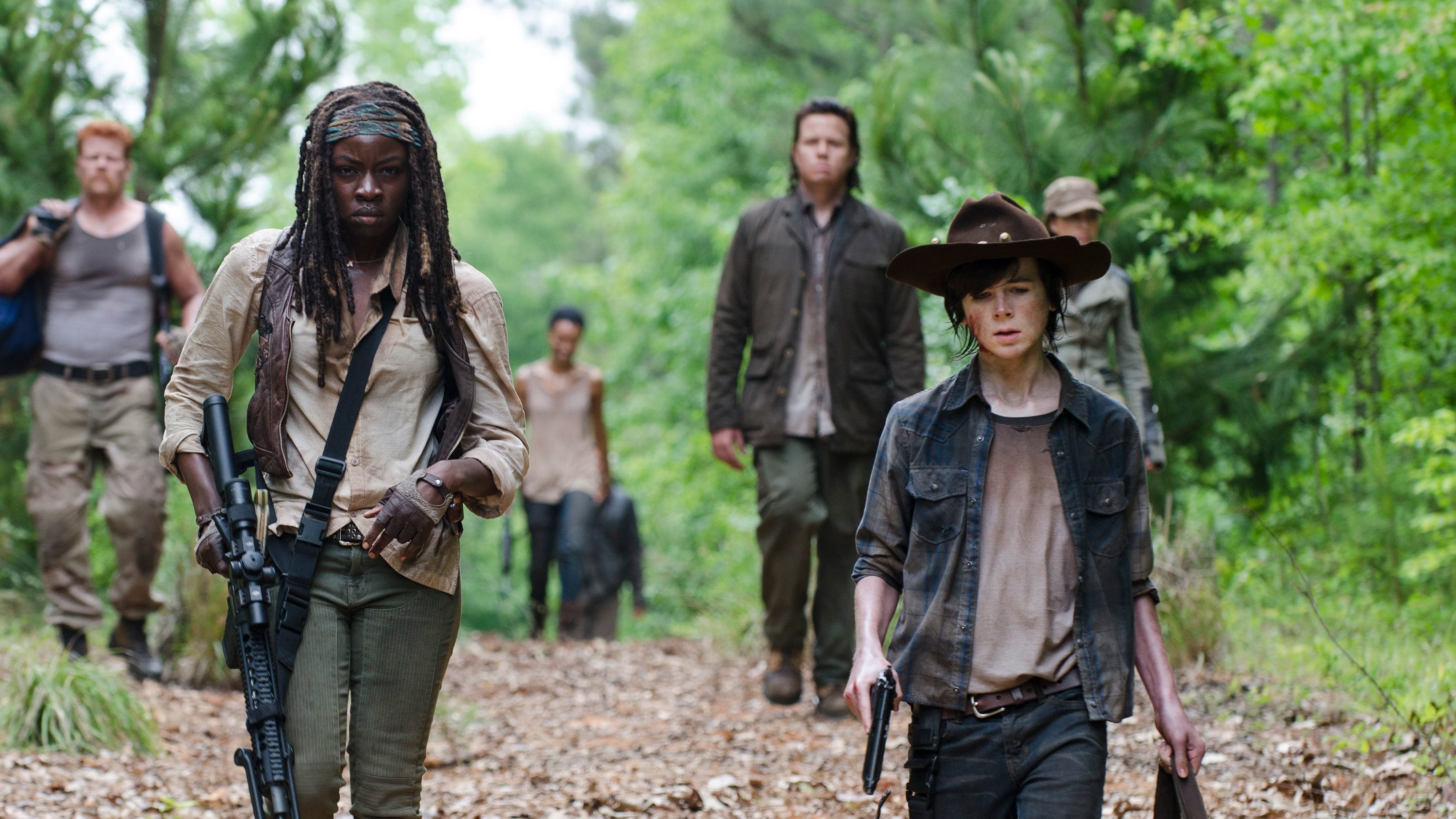 The Walking Dead - Season 5 Episode 2 : Strangers