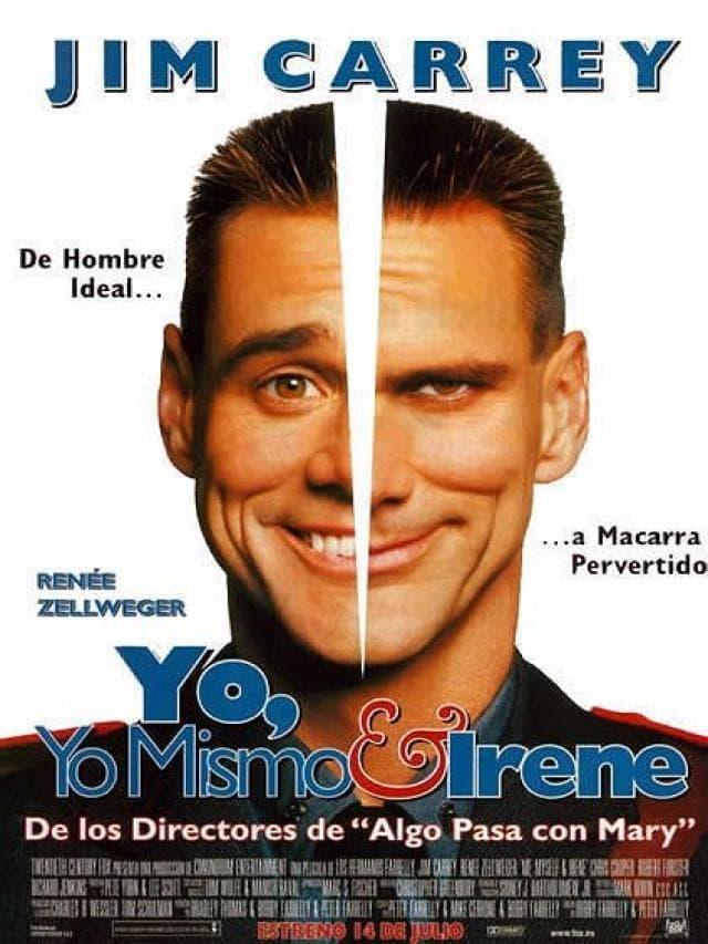 Ver Yo, yo mismo e Irene Online HD Español (2000)