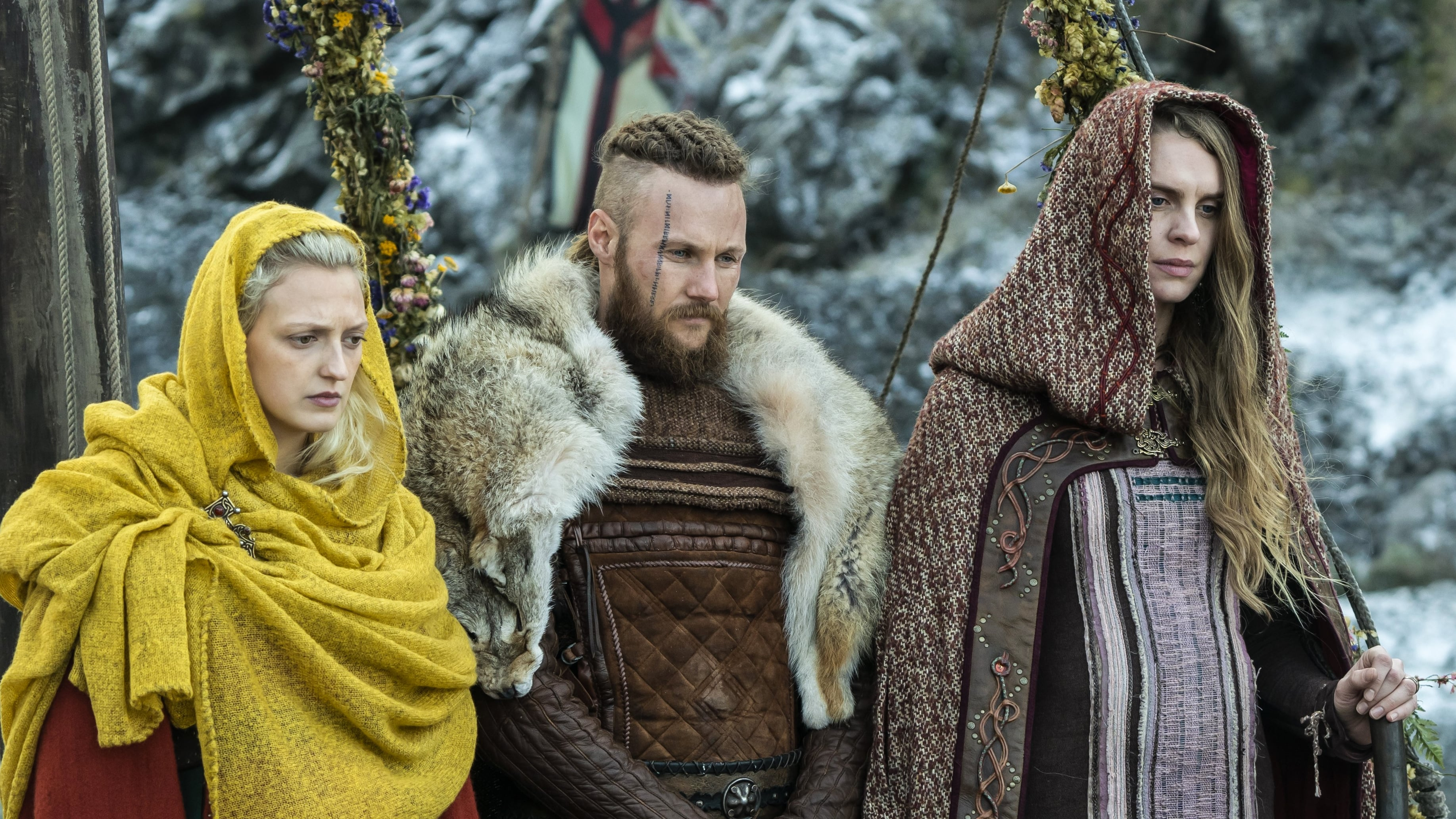Vikings Season 6 :Episode 7  The Ice Maiden