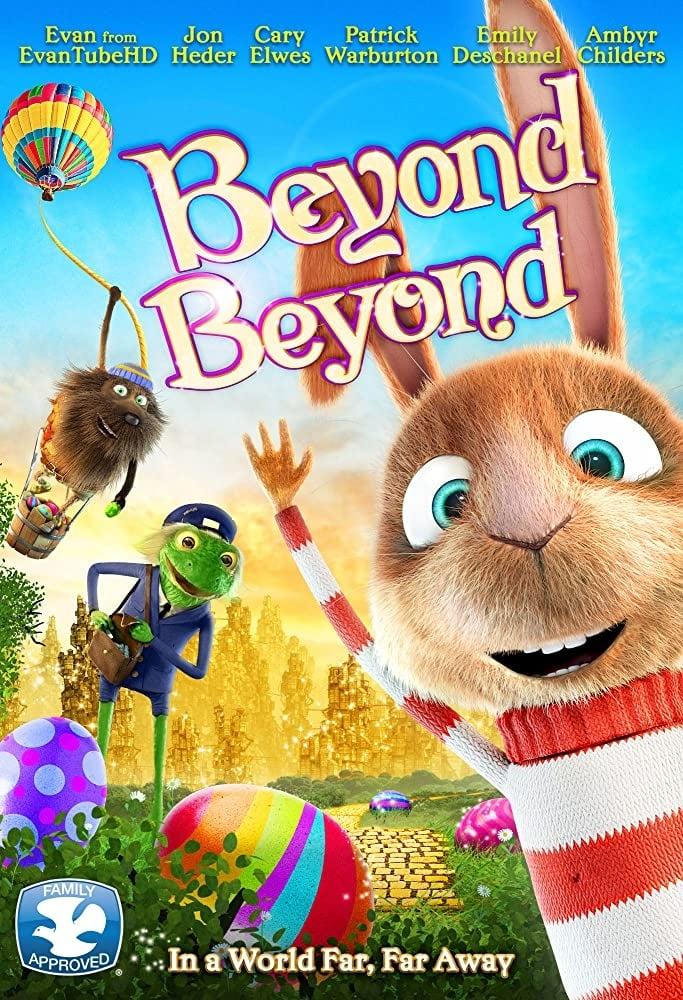 Beyond Beyond on FREECABLE TV