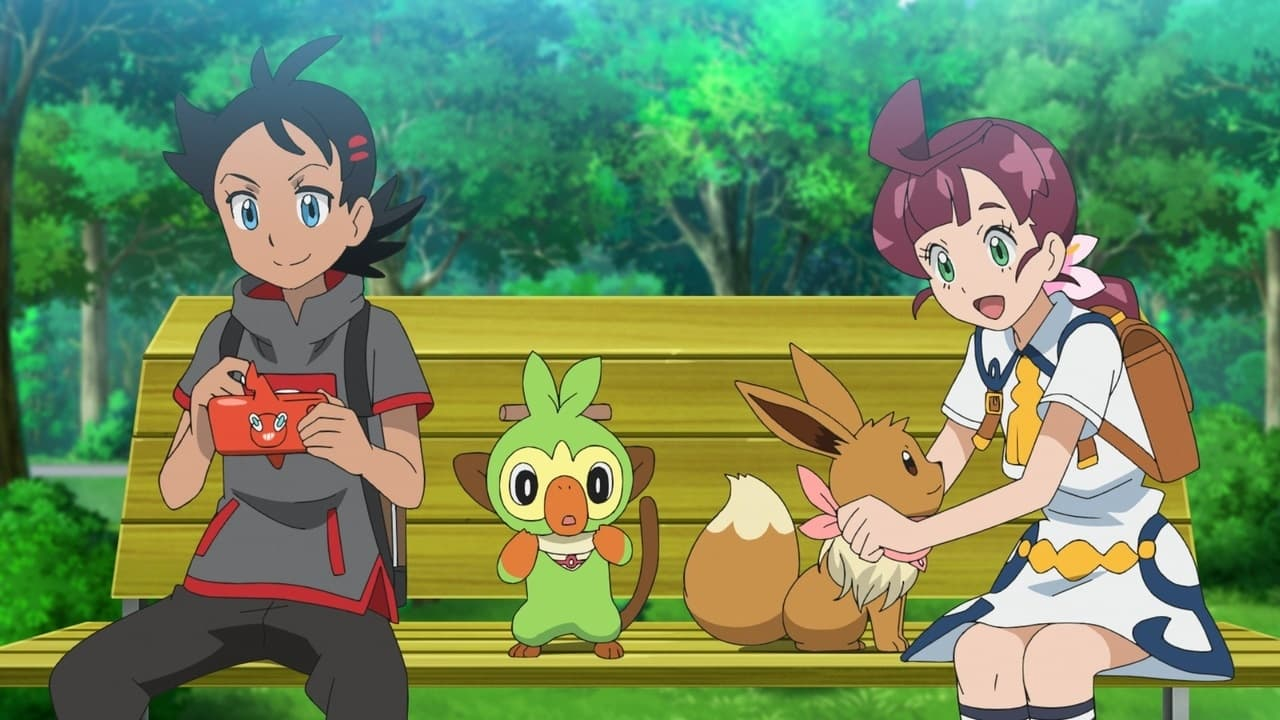 Pokémon Season 24 :Episode 21  Watch Over My First Errand!