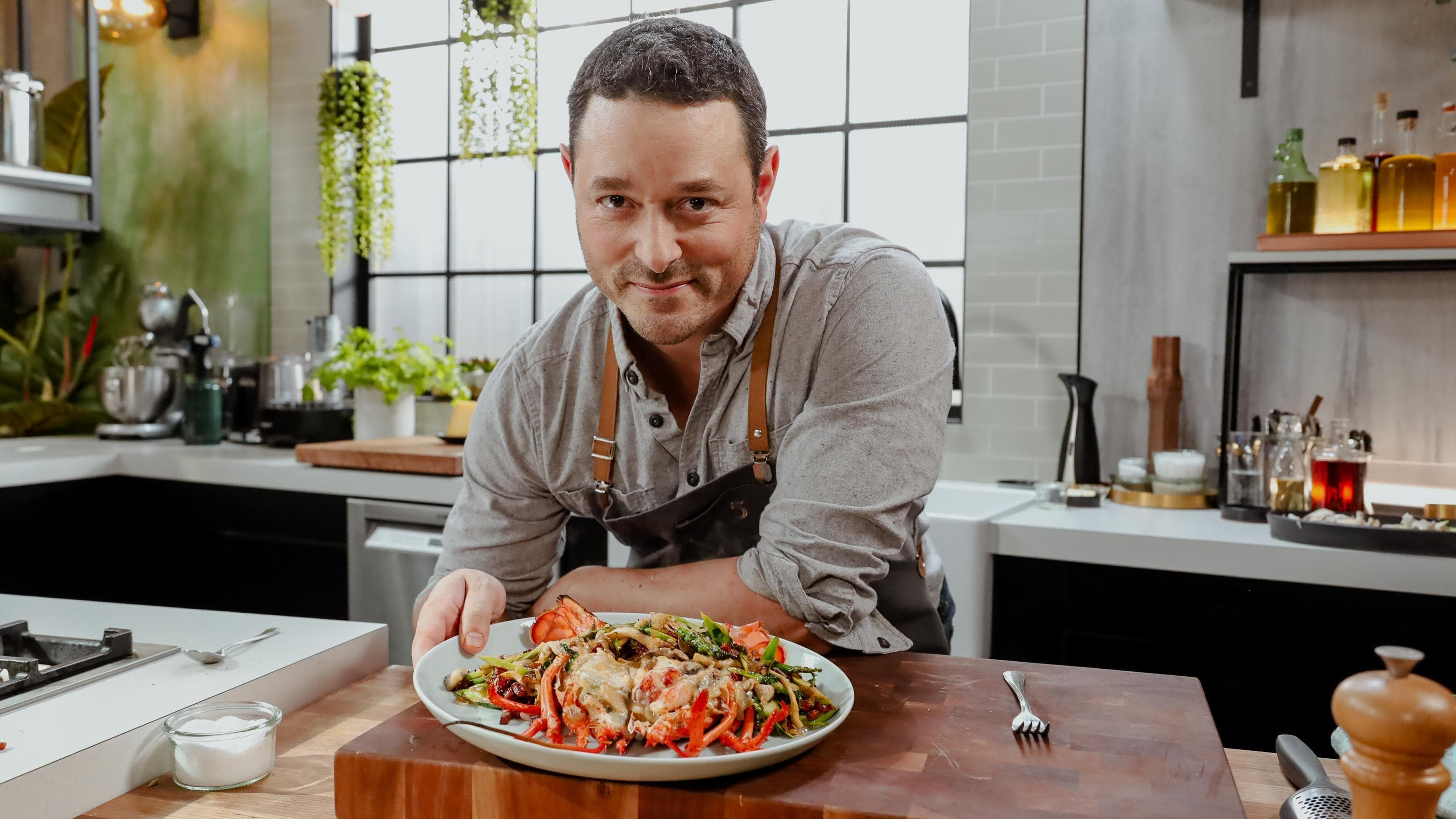 5 chefs dans ma cuisine Season 1 :Episode 125  Episode 125