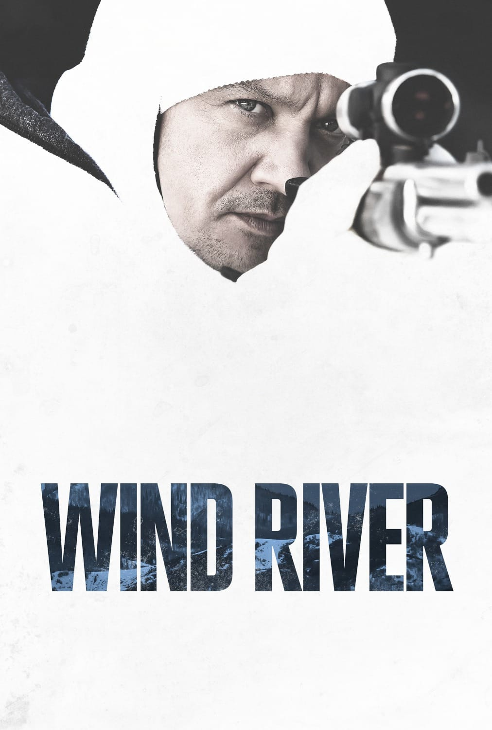 Poster and image movie Film Wind River - Wind River -  2017