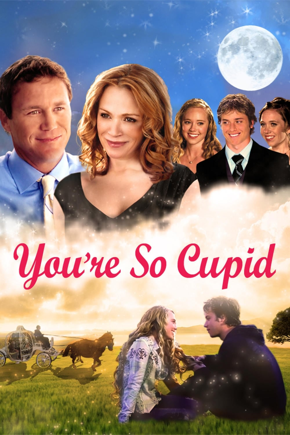 Youre So Cupid (2010) - Posters — The Movie Database (TMDb)