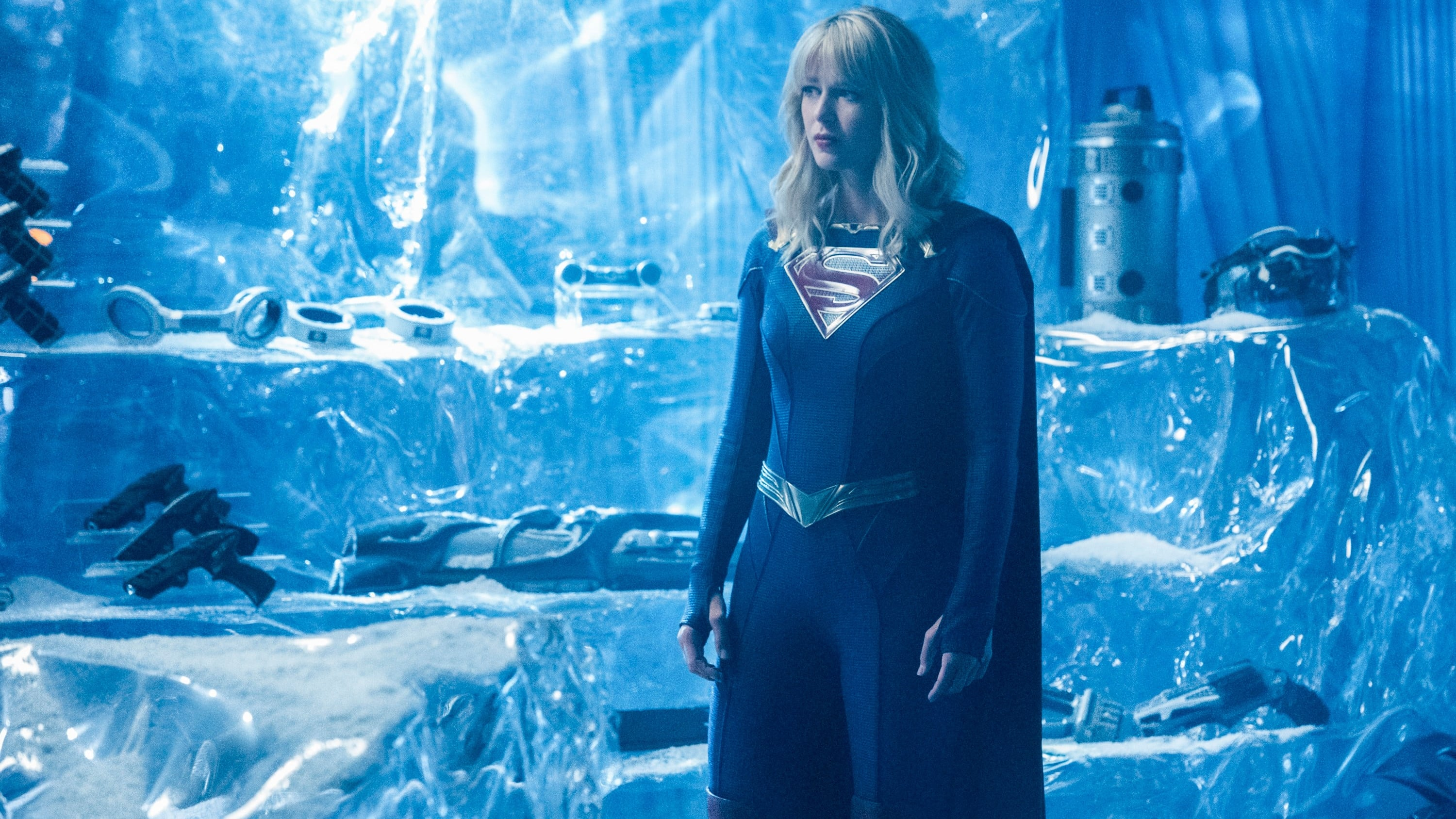 Supergirl Season 5 :Episode 7  Tremors