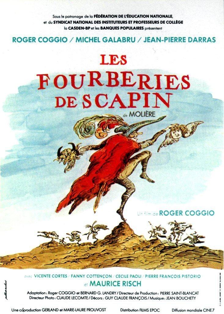 Ver Les fourberies de Scapin Online HD Español (1981)