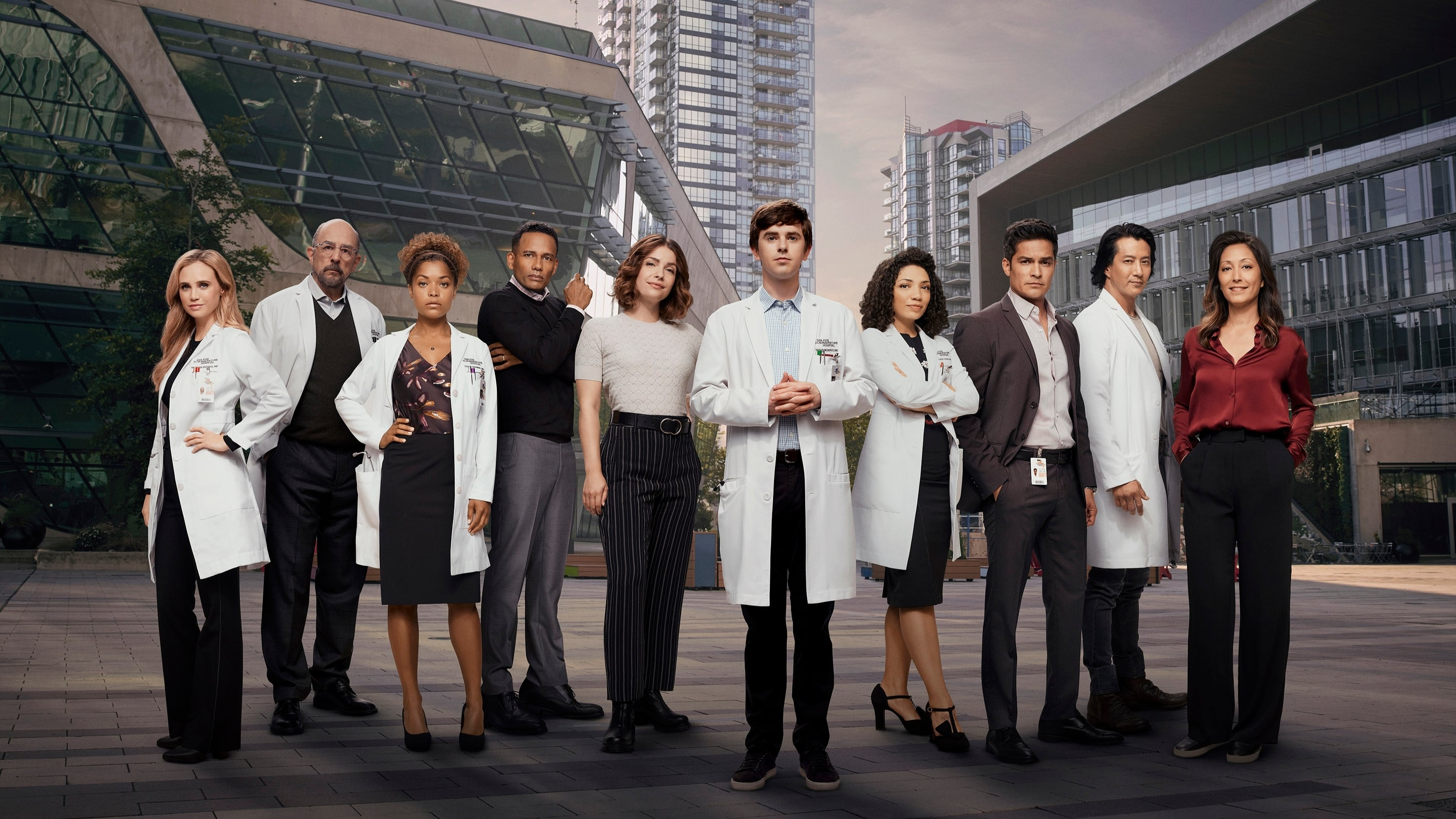 The Good Doctor (O Bom Doutor) – Todas as Temporadas