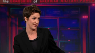 The Daily Show with Trevor Noah Season 18 :Episode 69  Rachel Maddow