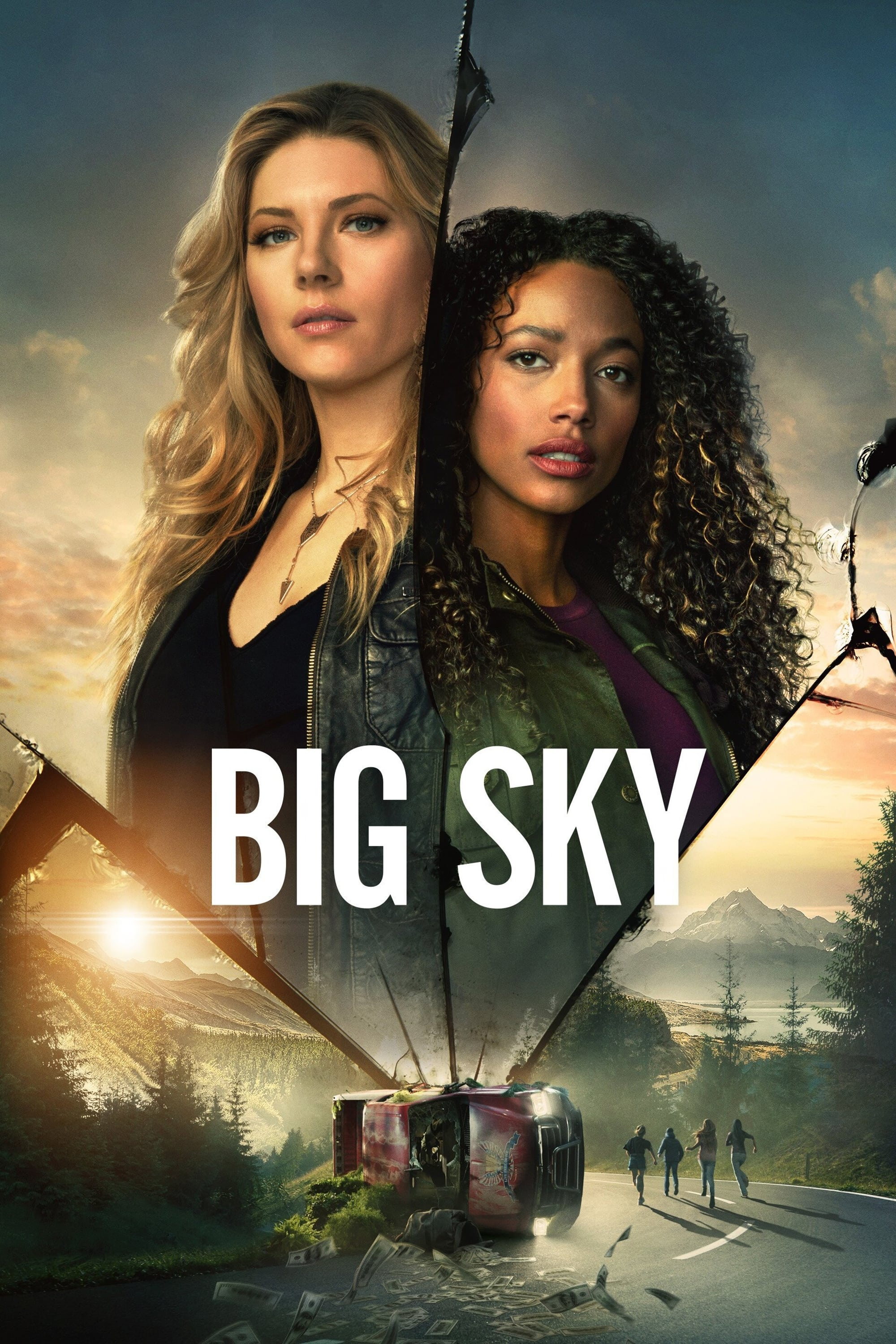 Big Sky TV Shows About Thriller