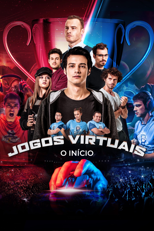 Jogos Virtuais: O Início Dublado