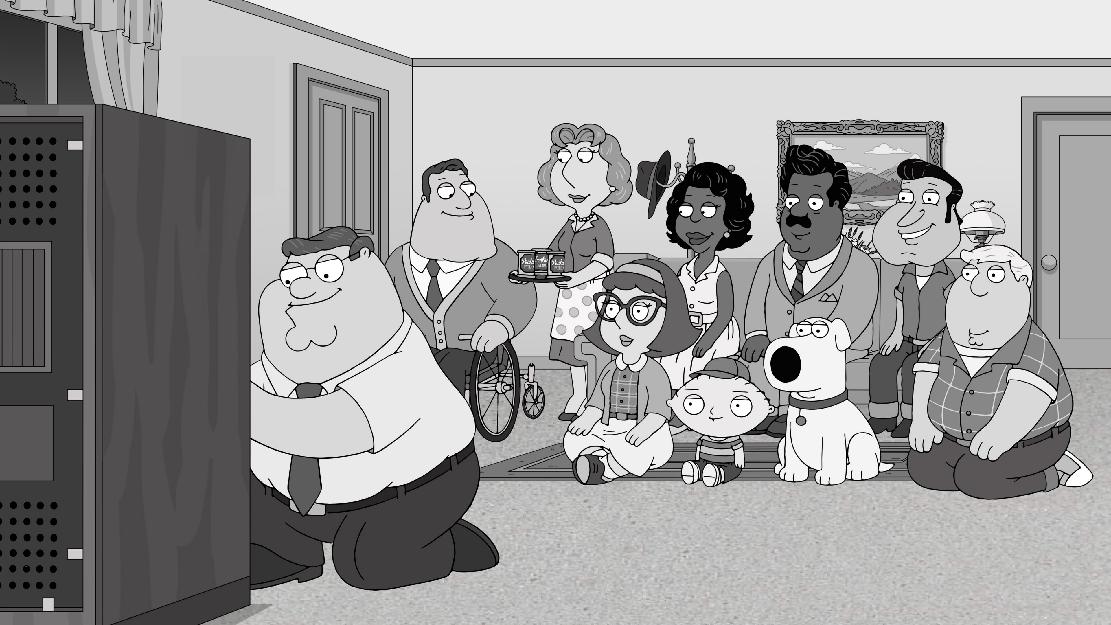 Family Guy Season 16 :Episode 16  'Family Guy' Through The Years