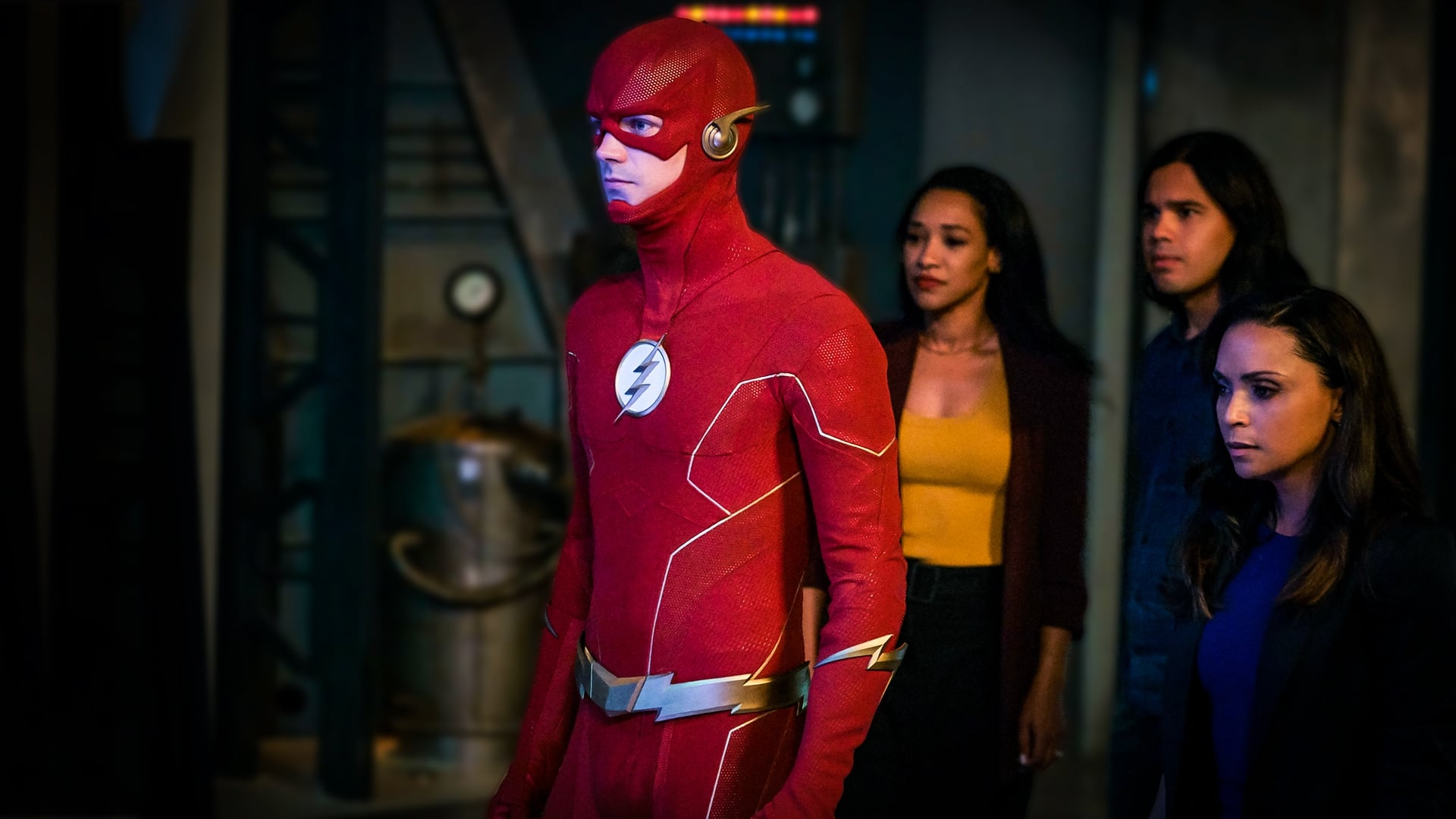 The Flash Season 6 :Episode 1  Into The Void