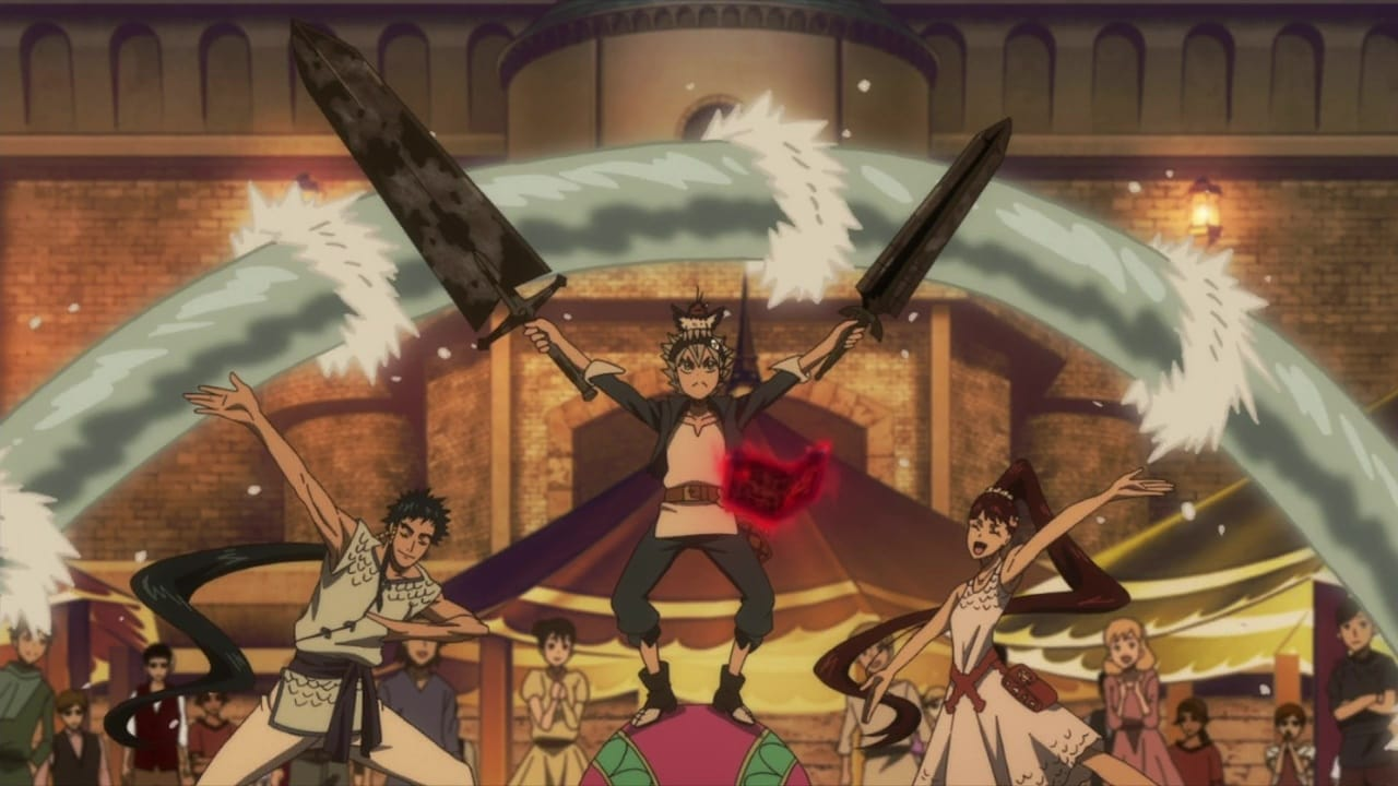 Black Clover Season 1 :Episode 67  A Fun Festival Double Date