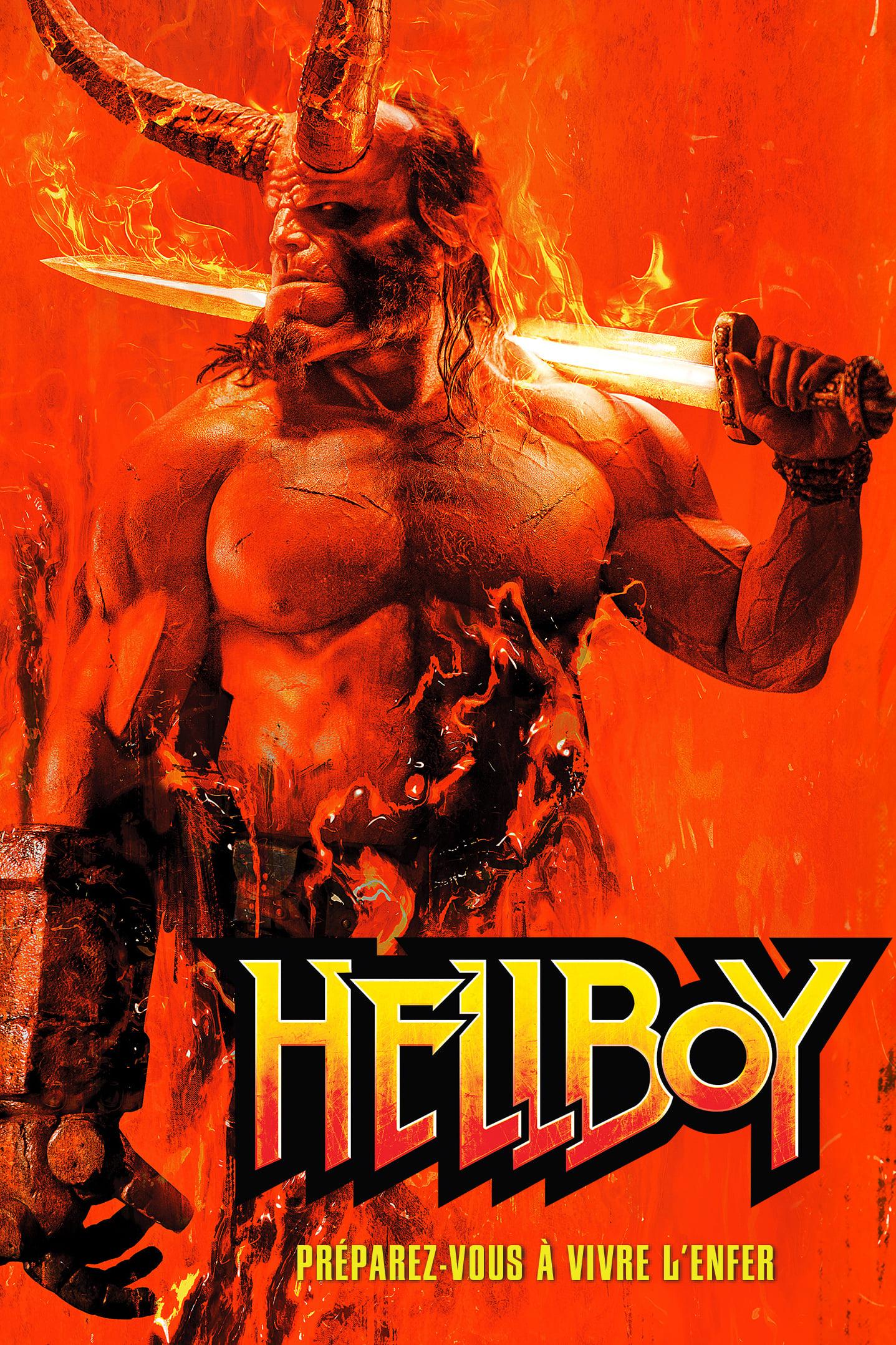 voir film Hellboy streaming