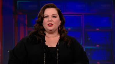The Daily Show with Trevor Noah Season 18 :Episode 52  Melissa McCarthy