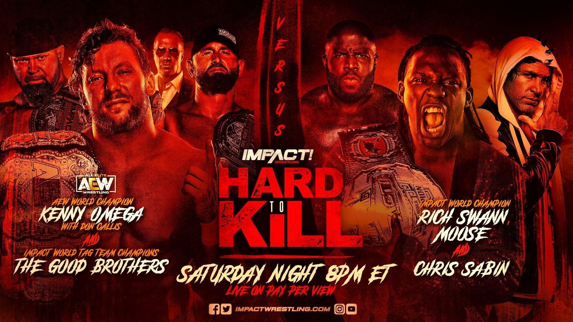 IMPACT Wrestling Hard to Kill 2021 (2021)