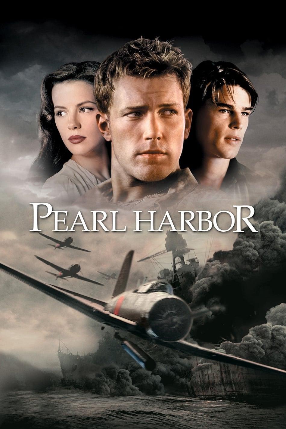 capa Pearl Harbor