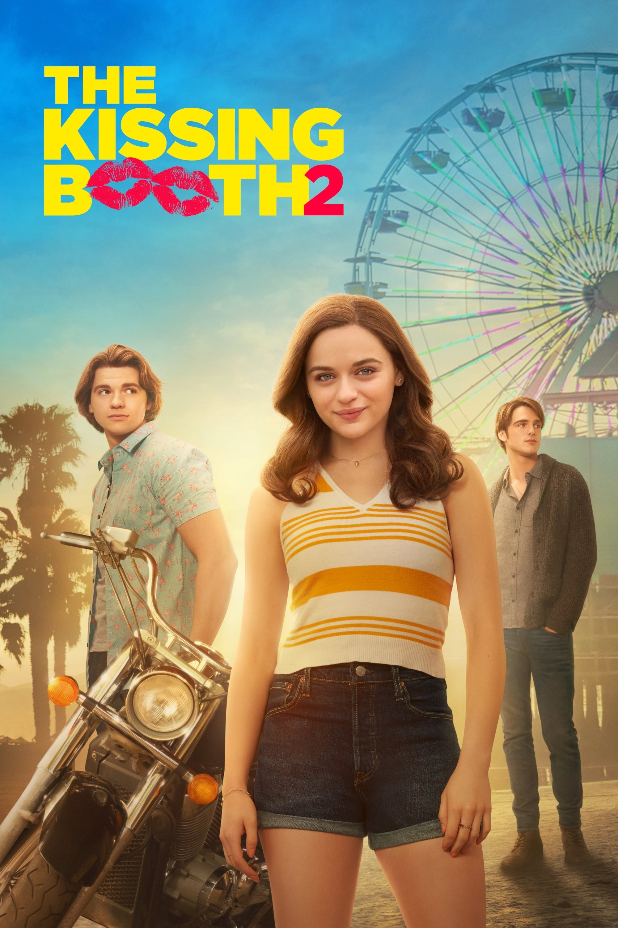 Watch The Kissing Booth 2 Online