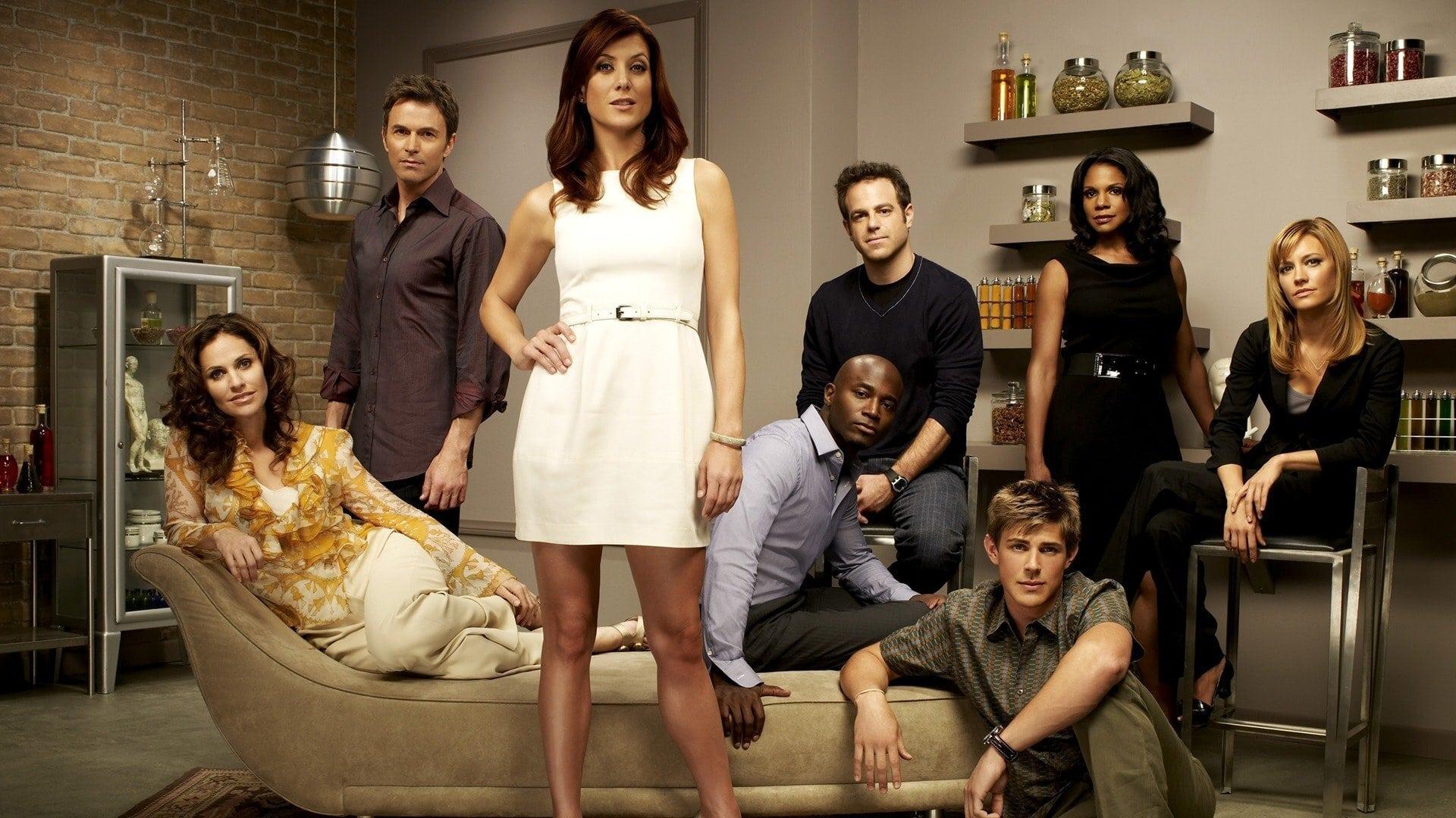 NET 5 series 3 maart uit op dvd: Ghost Whisperer S4 en Private Practice S2