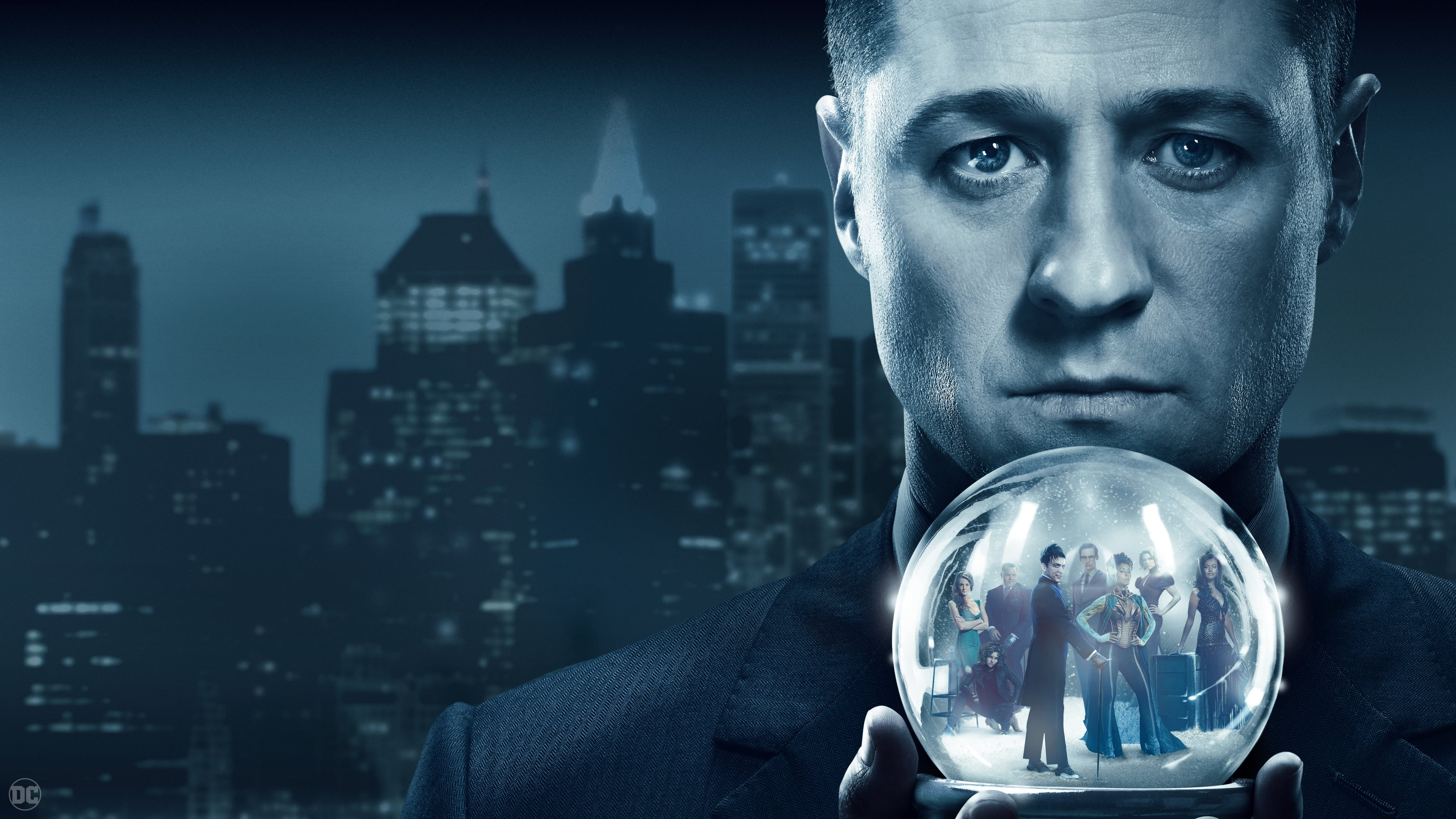Gotham - Season 0 Episode 3 : Aftermath: Oswald