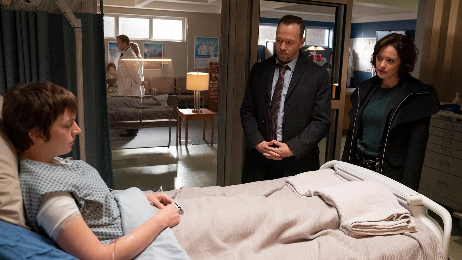 Blue Bloods Season 10 :Episode 11  Careful What You Wish For