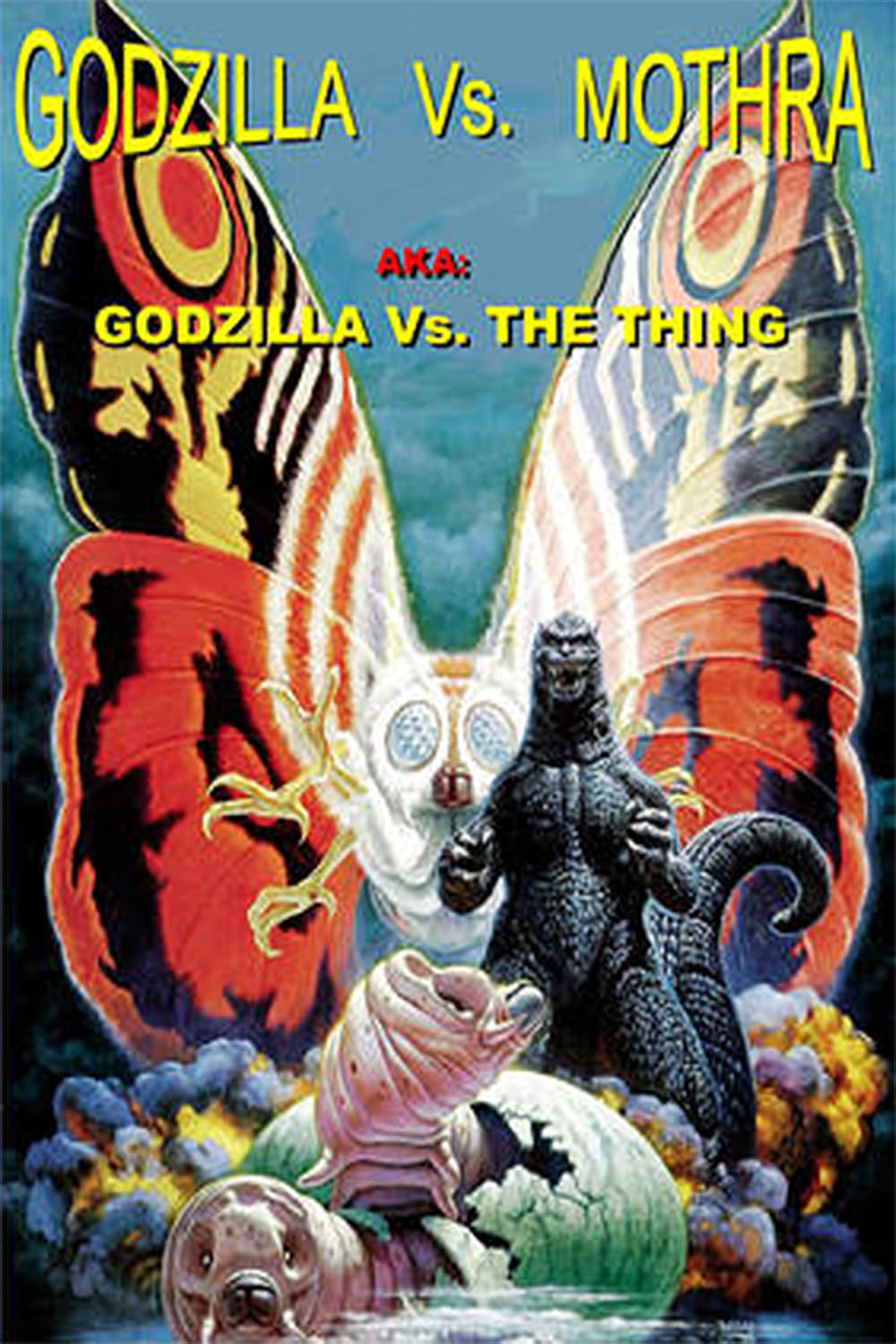 Godzilla Vs Mothra Stream Deutsch