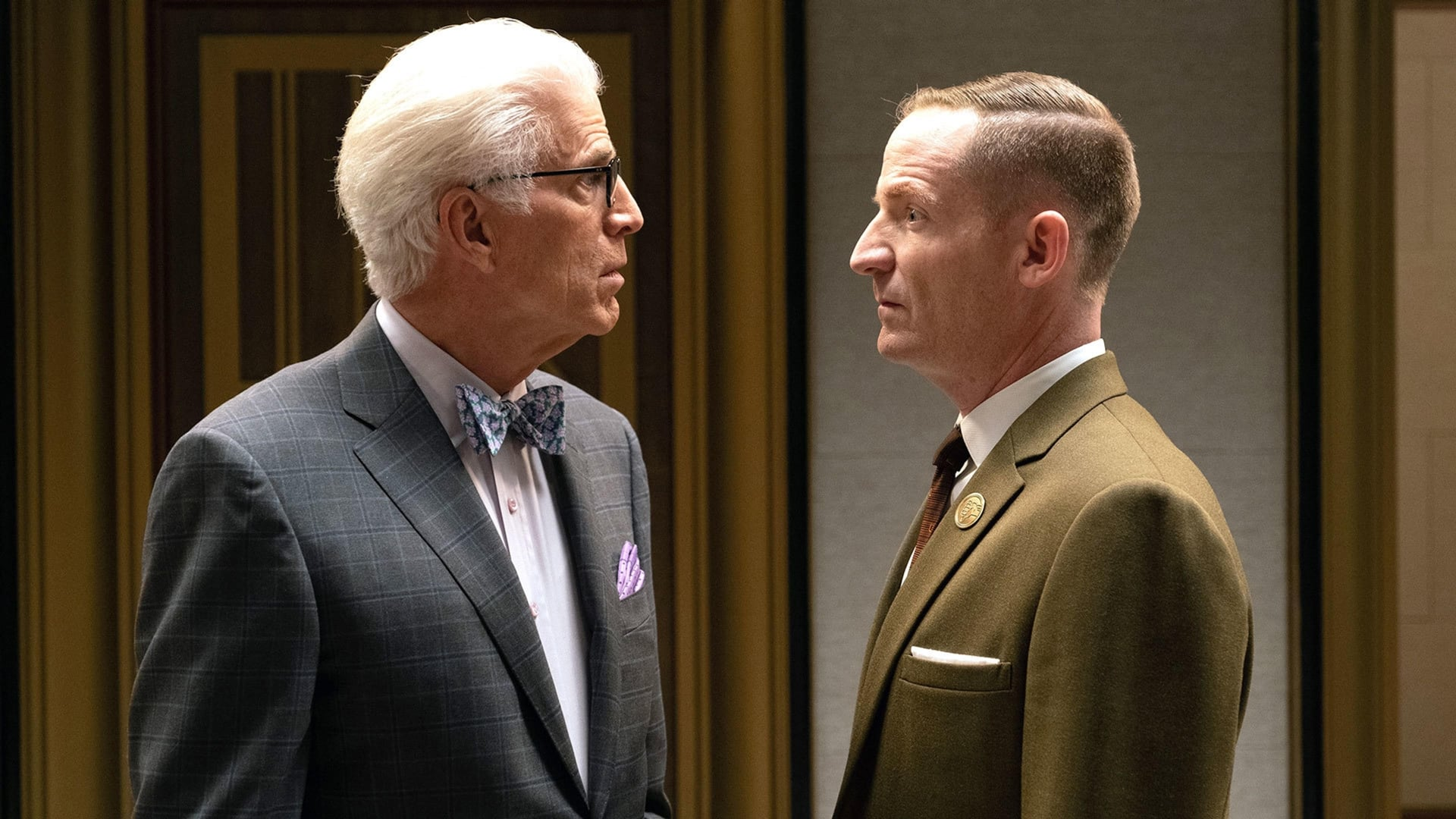 The Good Place - Season 4 Episode 8 : The Funeral to End All Funerals