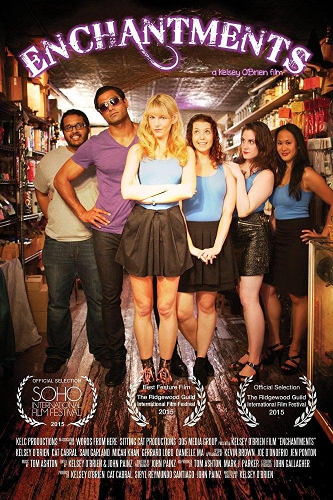 Ver Enchantments Online HD Español (2015)