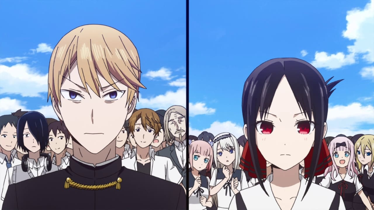Kaguya sama love is war season 1 episode 12