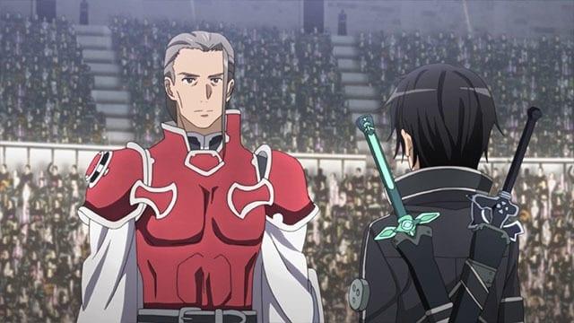 Sword Art Online Season 1 :Episode 10  Seeing Red
