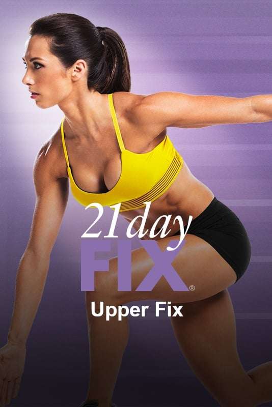 21 Day Fix - Upper Fix (2014)