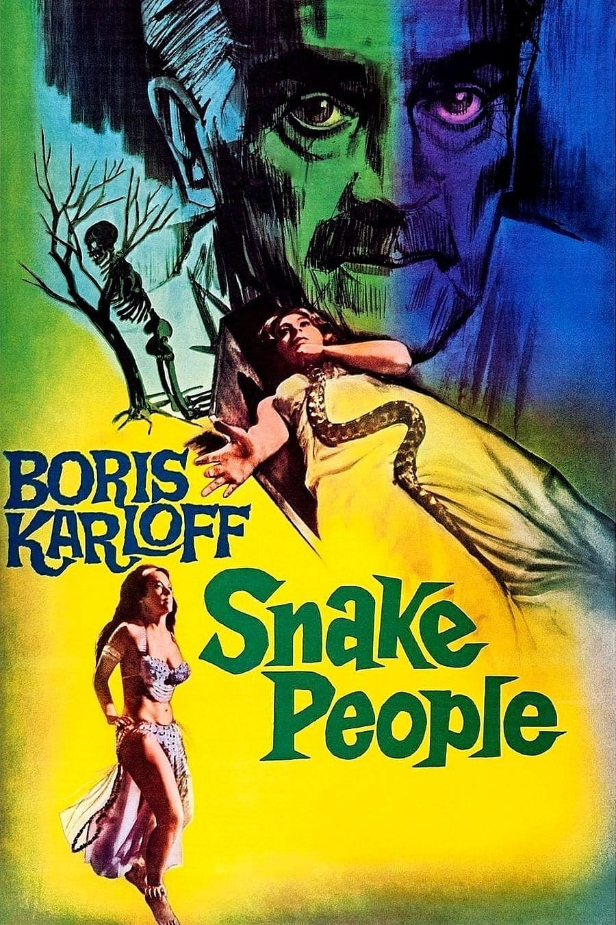 Isle of the Snake People on FREECABLE TV