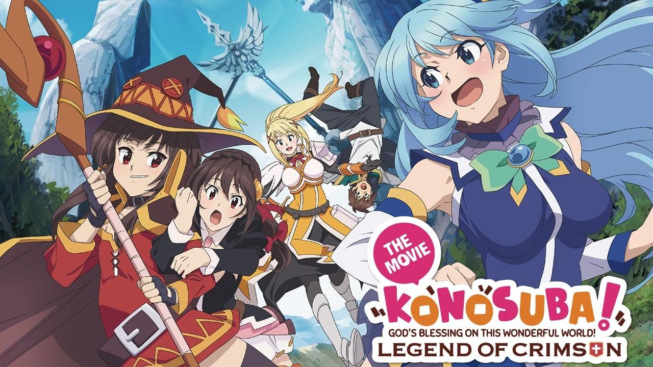 KonoSuba: God's Blessing on this Wonderful World! Legend of Crimson
