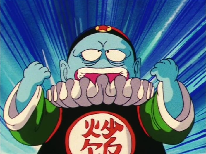Dragon Ball Season 1 :Episode 76  The True Colors of the Masked Man