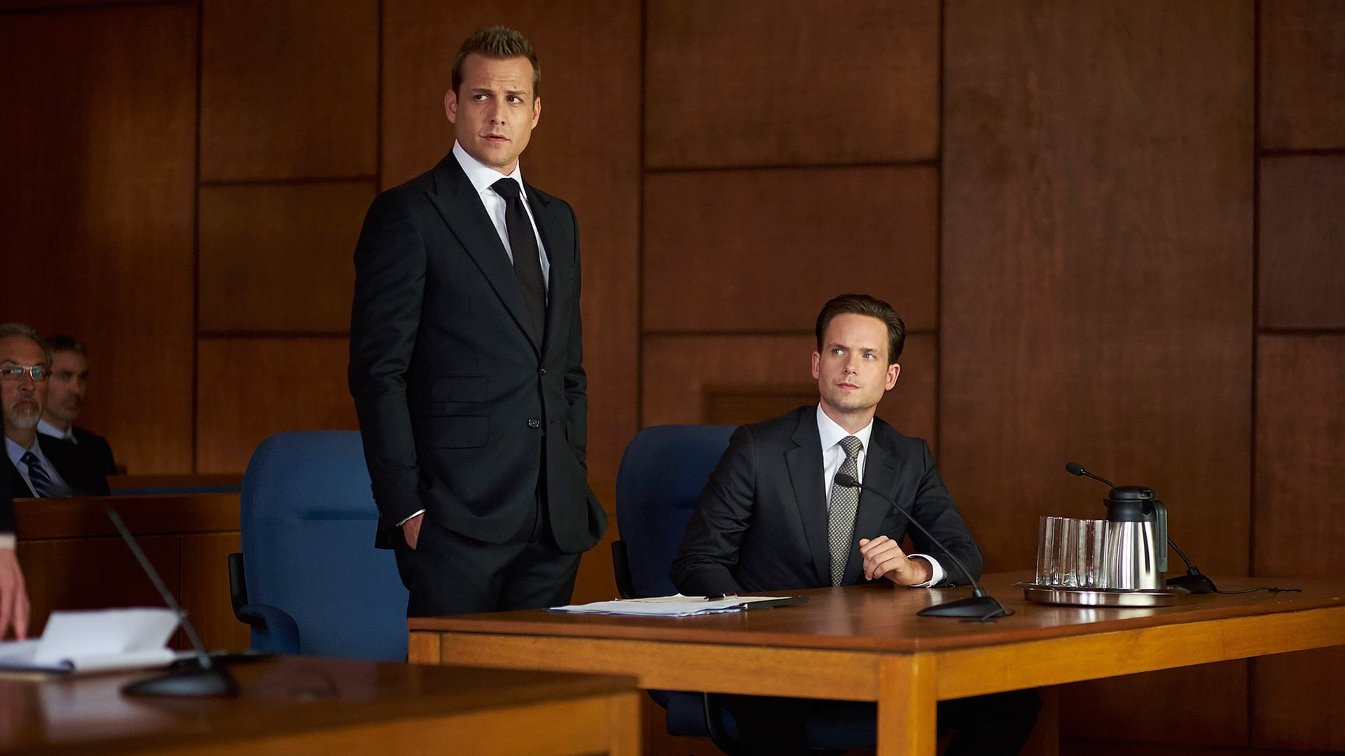 Suits Season 5 :Episode 12  Live to Fight...