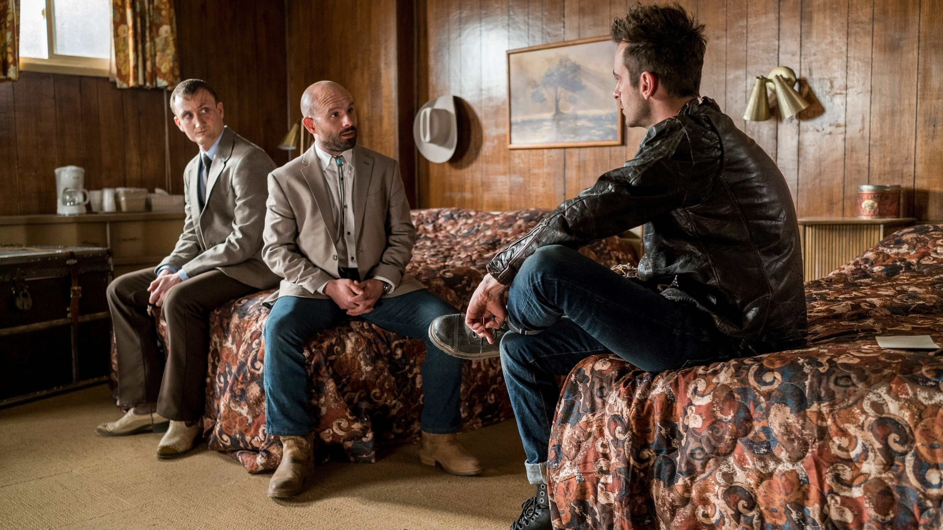 Preacher Season 1 :Episode 4  Monster Swamp