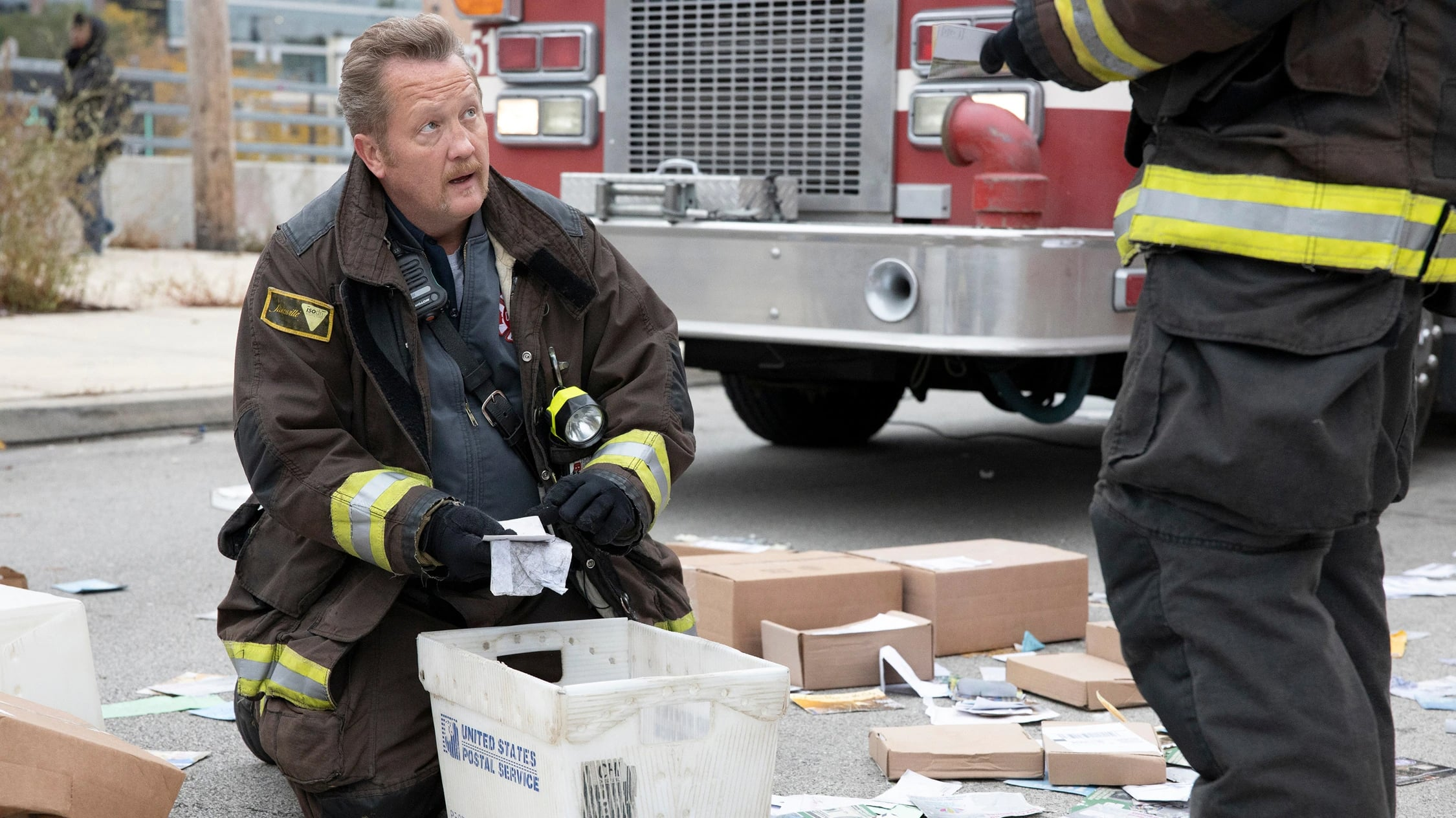 Chicago Fire Season 8 :Episode 10  Hold Our Ground