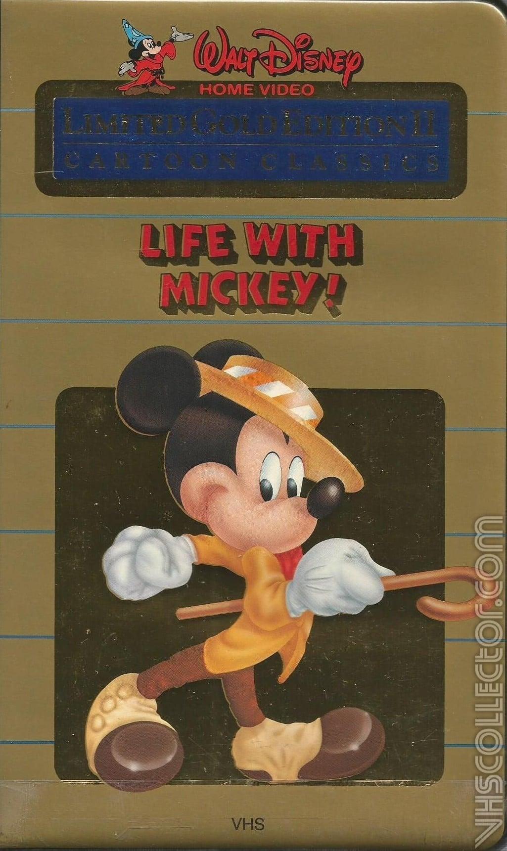 Ver Walt Disney Cartoon Classics Limited Gold Edition II: Life with Mickey Online HD Español (1985)