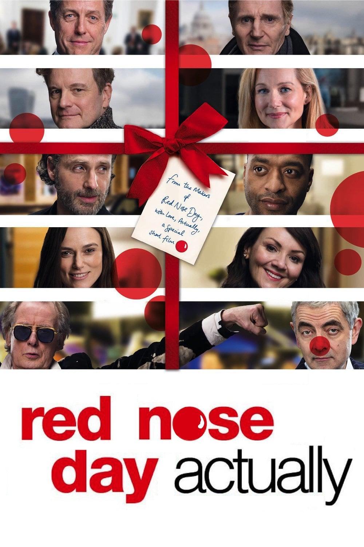 Red Nose Day Actually Deutsch