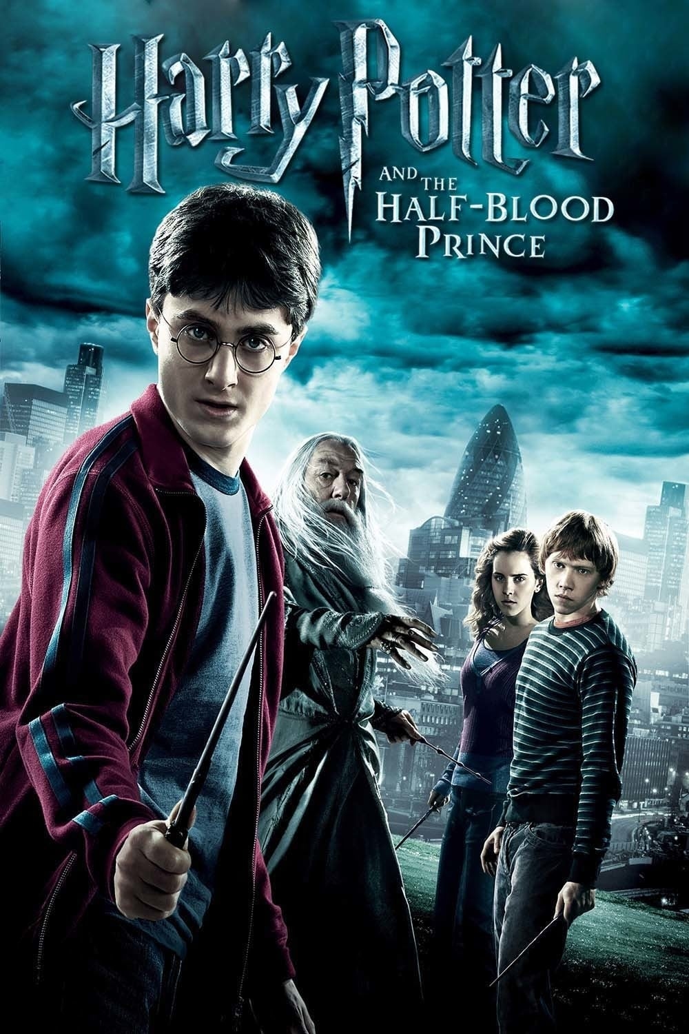 assistir filme harry potter e o enigma do príncipe