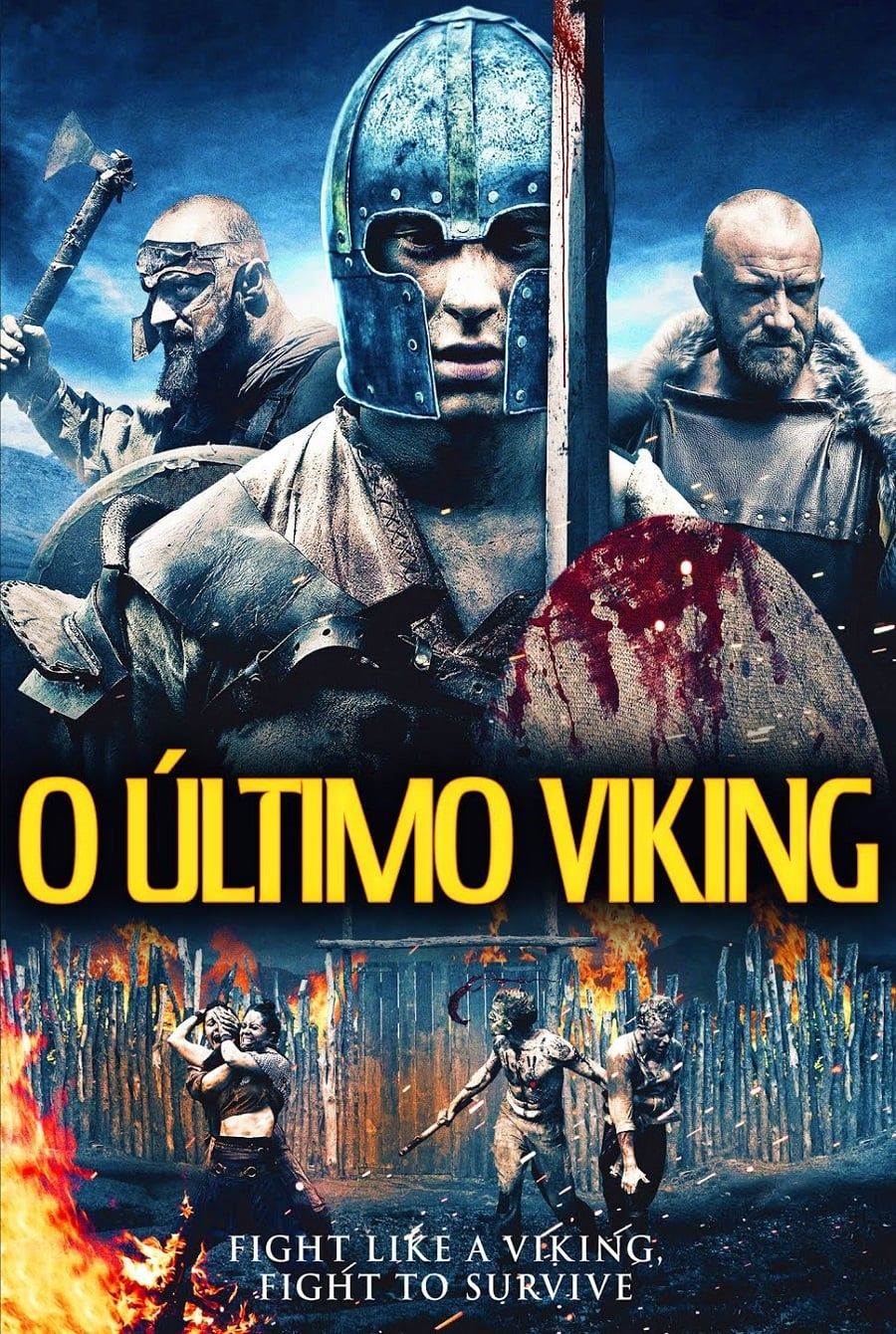 capa O Último Viking