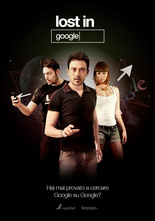 Lost in Google (2011)