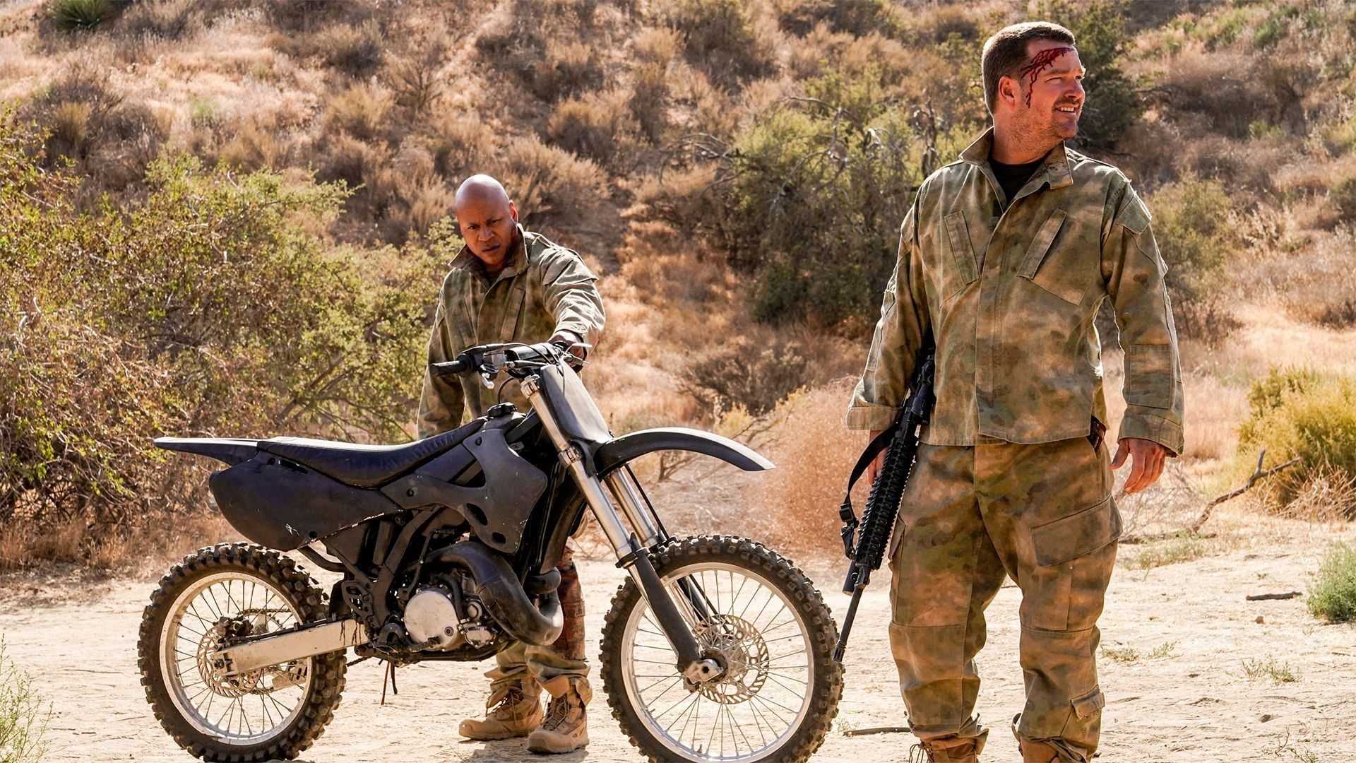 NCIS: Los Angeles Season 10 :Episode 1  To Live and Die in Mexico