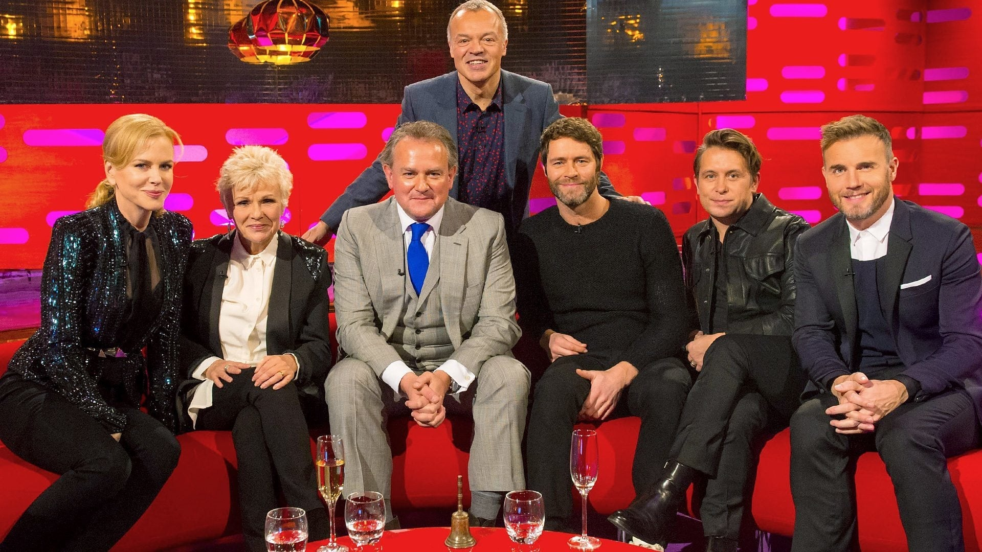 The Graham Norton Show Season 16 :Episode 9  Nicole Kidman, Julie Walters, Hugh Bonneville, Take That