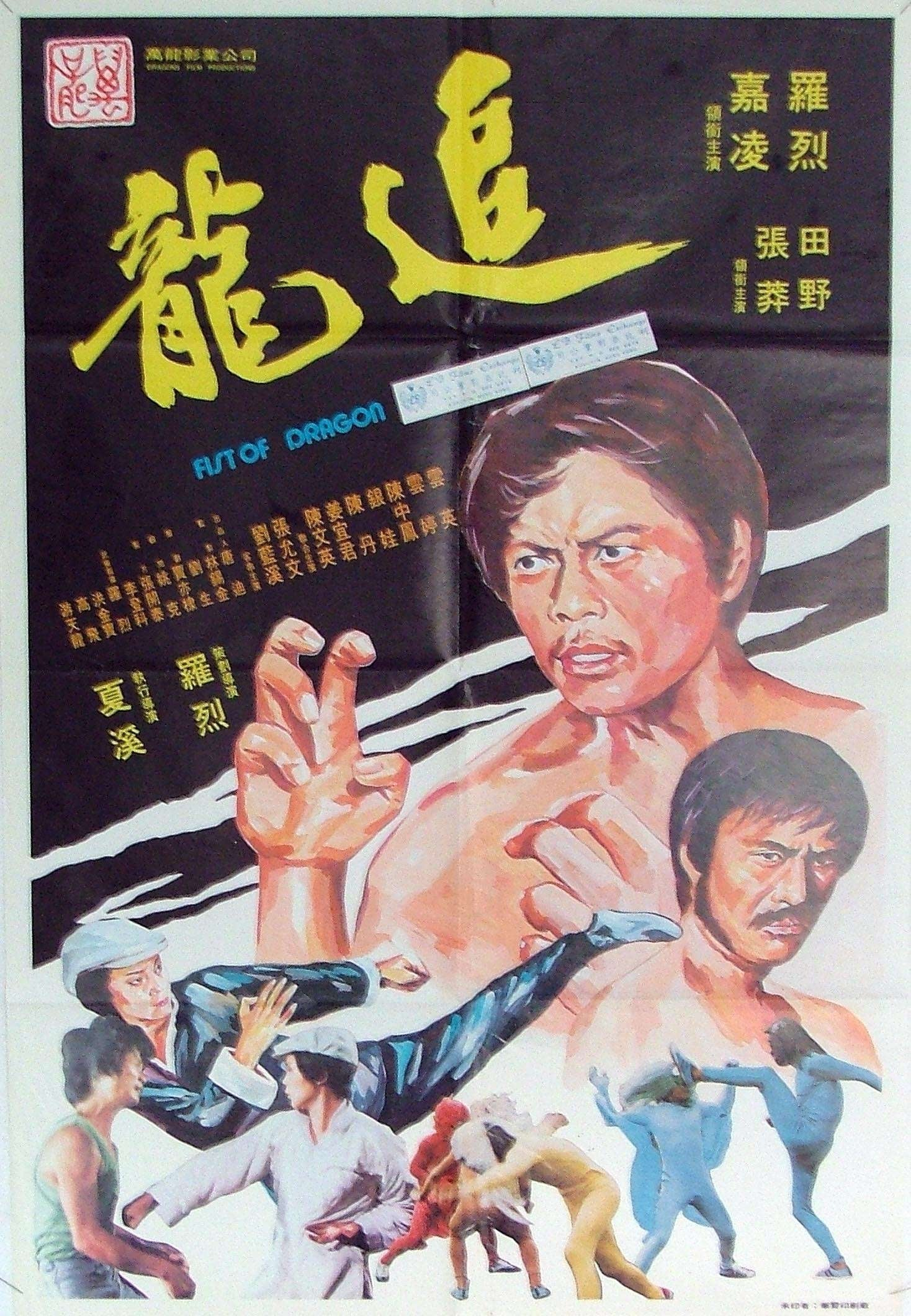 Fist of Dragon (1977)