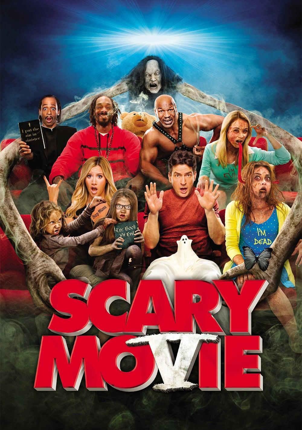 Scary Movie 5 Streaming