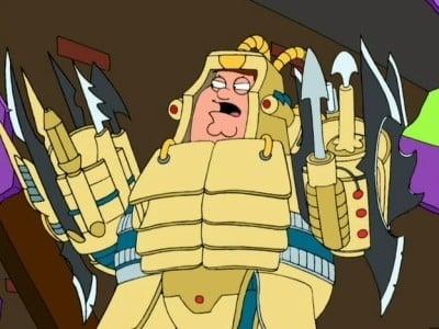 Family Guy Season 2 :Episode 7  The King Is Dead