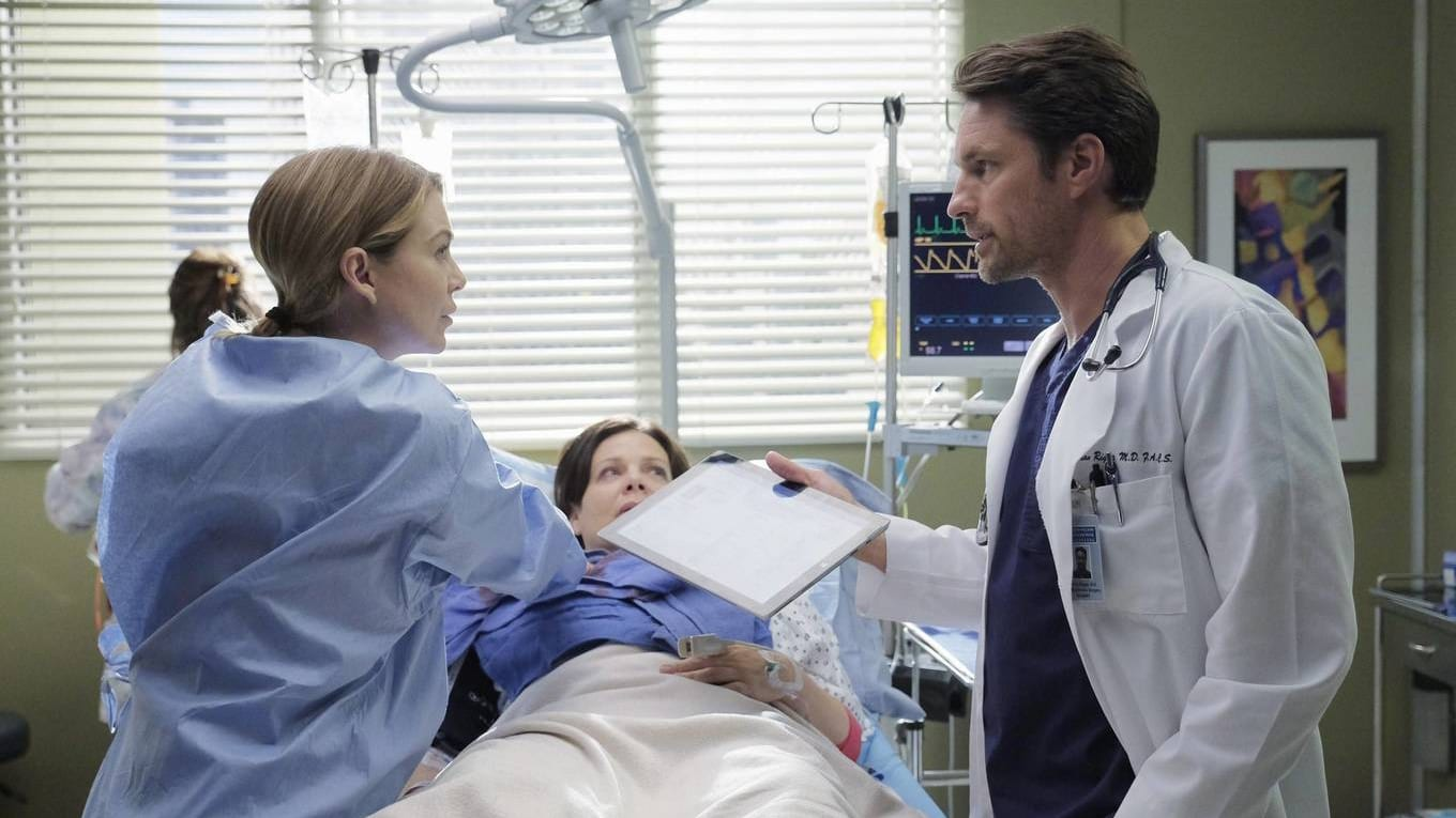 Watch Grey\'s Anatomy: 12x12 Online For Free - RARBG